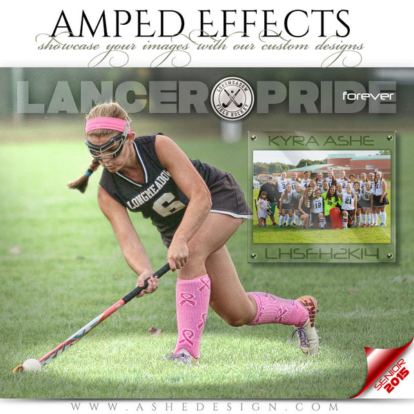 Ashe Design | Amped Effects Sports Templates | Spotlight 1