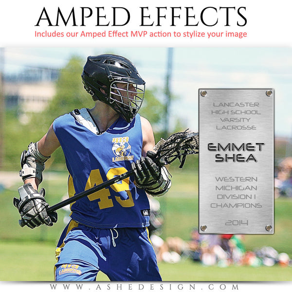Ashe Design | Amped Effects Sports Templates | MVP | MVP 2