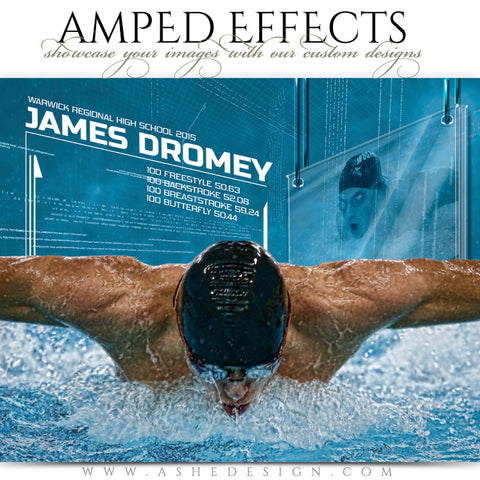Ashe Design | Amped Effects SportsTemplates | Digital Universe