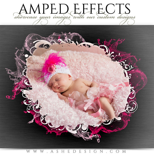 Ashe Design | Amped Effects Photography Templates | Color Splash 3
