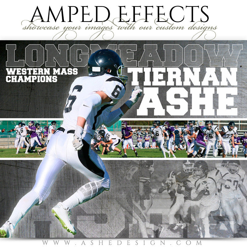 Ashe Design | Amped Effects Sports Templates | Game Maker