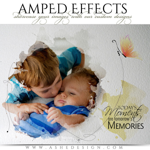 Ashe Design | Amped Effects Photography Templates | Color Wash2