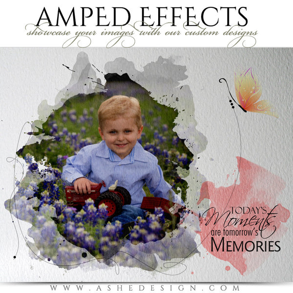 Ashe Design | Amped Effects Photography Templates | Color Wash3