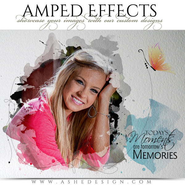 Ashe Design | Amped Effects Photography Templates | Color Wash1