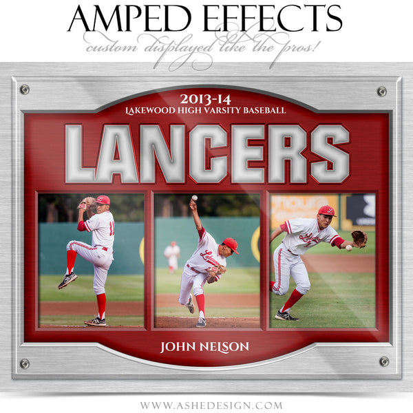 Ashe Design | Amped Effects | On Display Triptych web display1