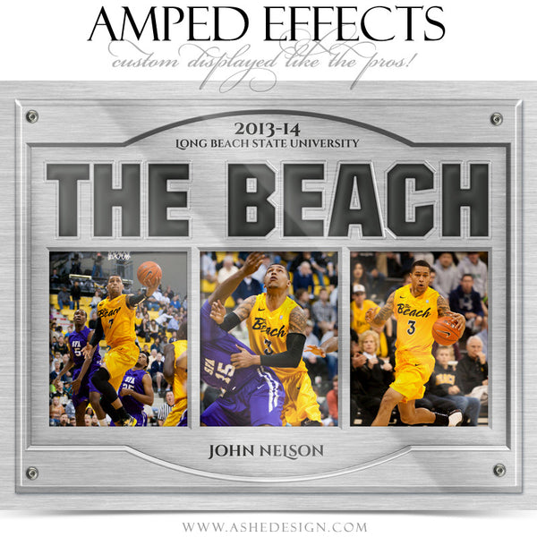 Ashe Design | Amped Effects | On Display Triptych web display3