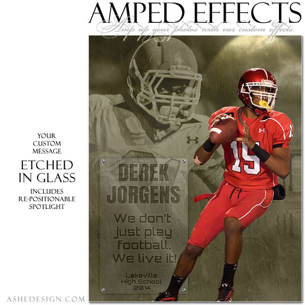 Ashe Design | Amped Effects Sports Templates | Inscription1 web display