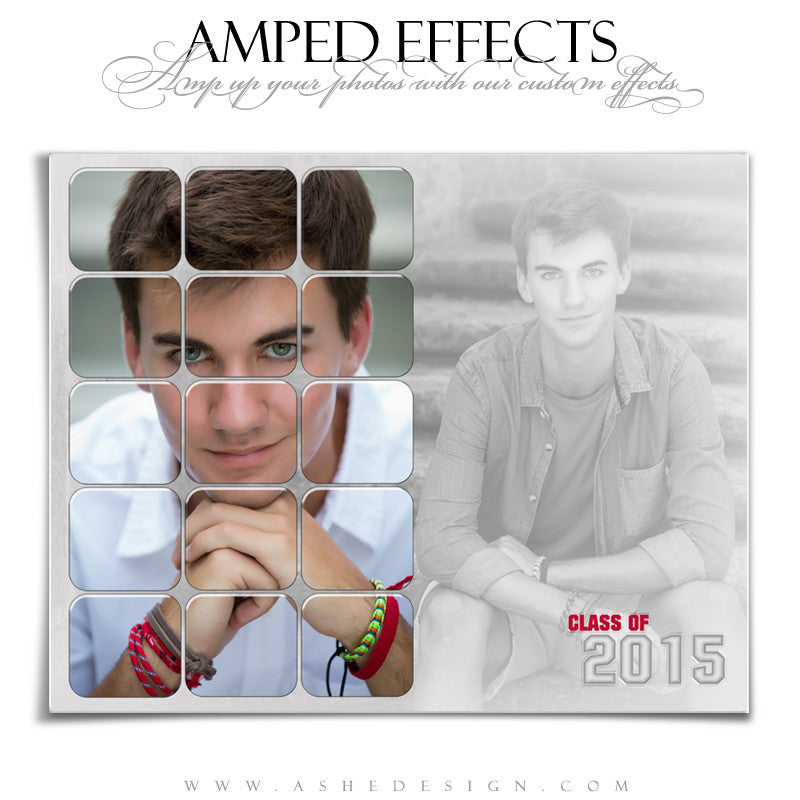 Ashe Design | Amped Effects Photography Templates | Tiled 1