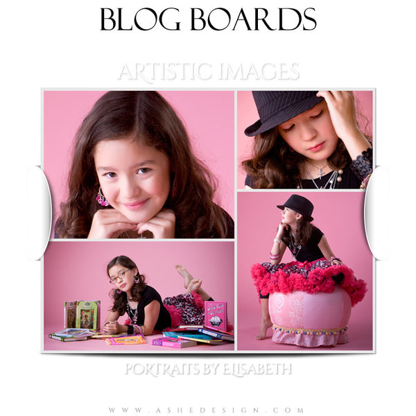 Blog Boards - Simply Stated example 5 web display