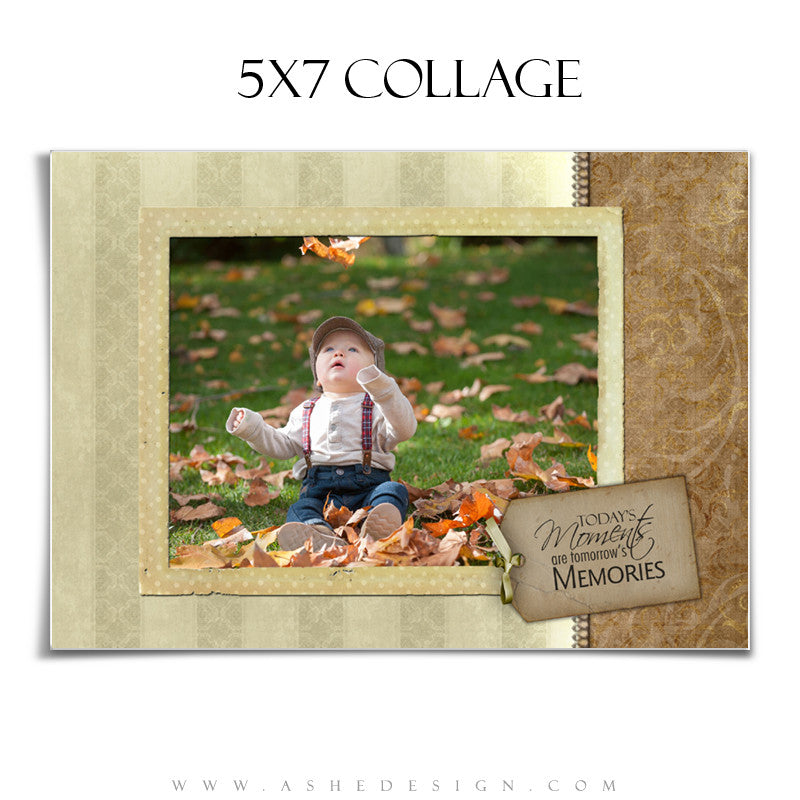A Stitch In Time - 5x7 Collage web display