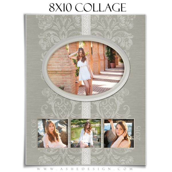 Collage Template 8x10 | Imagine