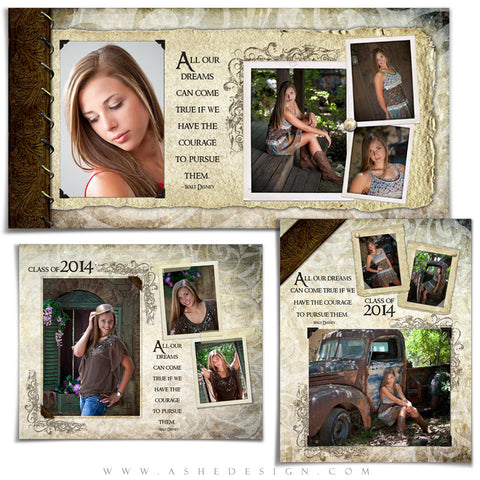 Collage Template Set 2 | Kyra Ann