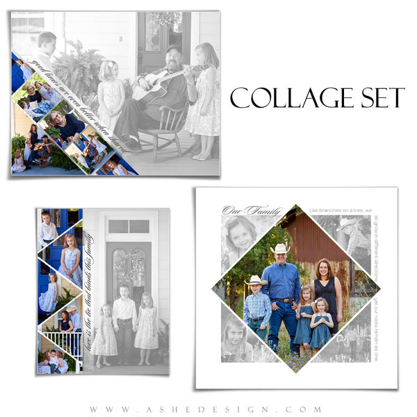 Collage Templates | Pennant