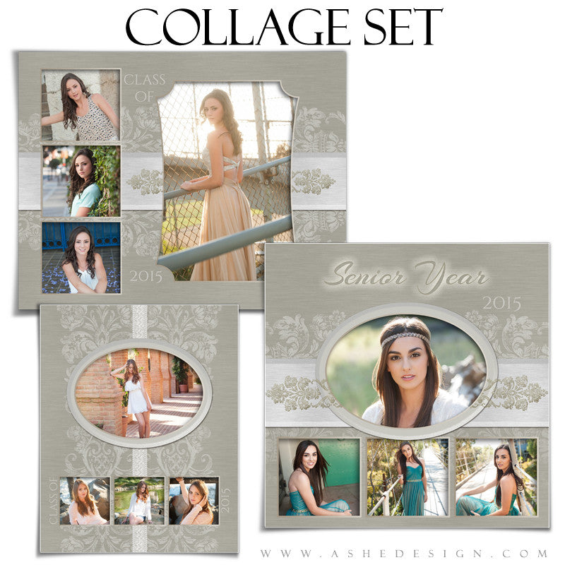 Collage Template Set | Imagine