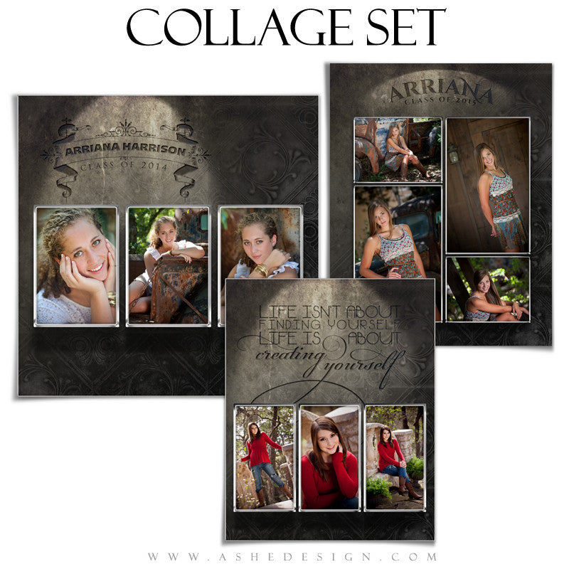 Collage Template Set | Galleria