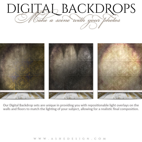 Digital Props - Backdrops - Savannah full set web display