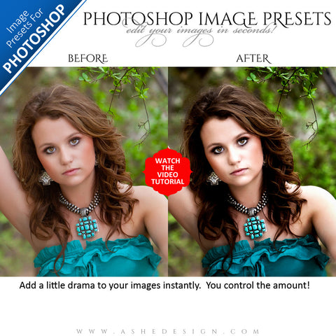 Photoshop Image Presets - HDR Toning example1 web display