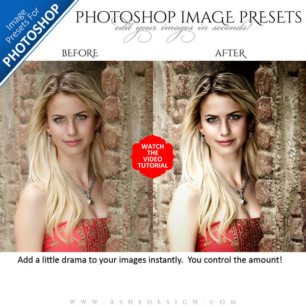 Photoshop Image Presets - HDR Toning example2 web display