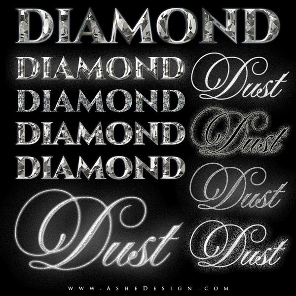 Diamond Dust Styles Designer Gems  example1 web display