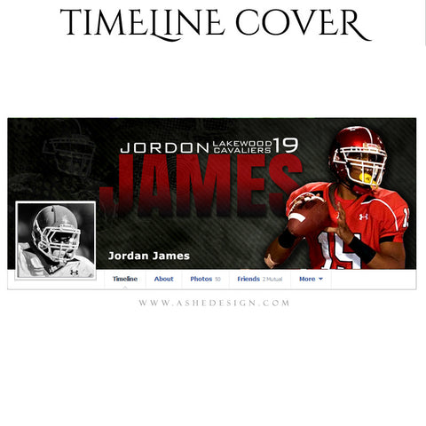 Timeline Cover Template | Elite