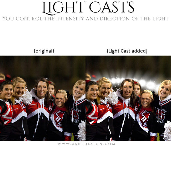 Digital Props for Photographers | Light Casts Sports Stadium2 example1