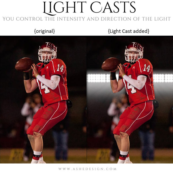 Digital Props for Photographers | Light Casts Sports Stadium2 example2