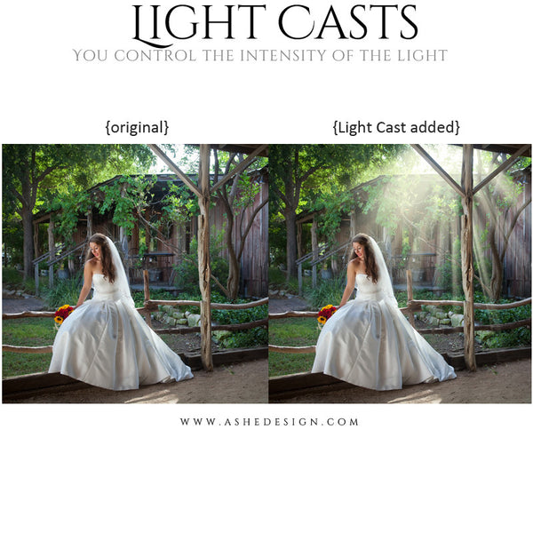 Digital Props for Photographers | Light Casts Heavenly2