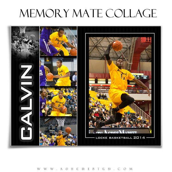Sports Memory Mate Design Templates for Photographers