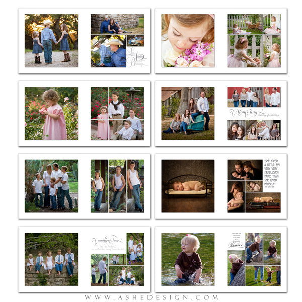 Simply Worded Mom - 10x10 P BK pages web display