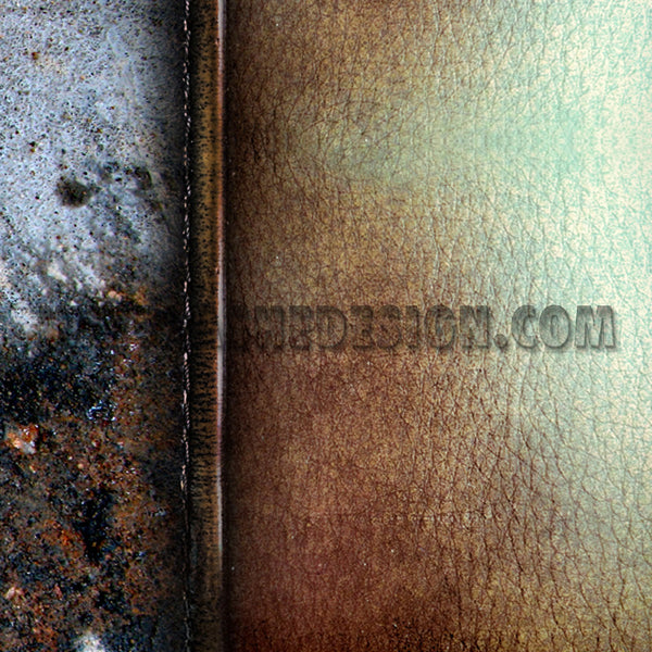 Digital Designer Papers | Leather Stitched 1