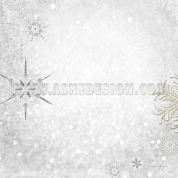 Snow Babies Digital Paper5 web display