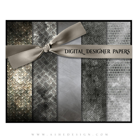 Digital Papers | Stainless Steel set