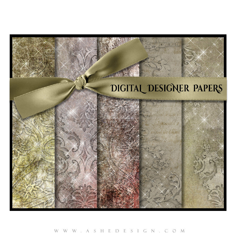 Digital Papers | Beautiful set