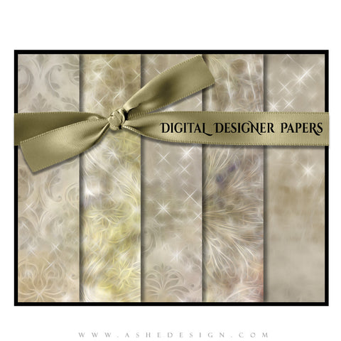 Digital Paper Set | Beautiful Glow