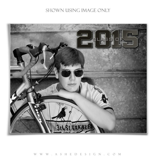 Amped Up Word Art | Senior Steel photo3