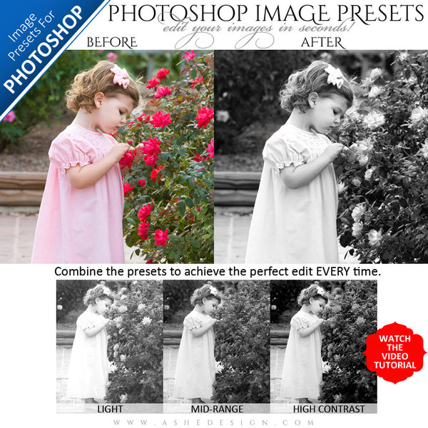 Photoshop Image Presets - Perfect Black&White example2 web display