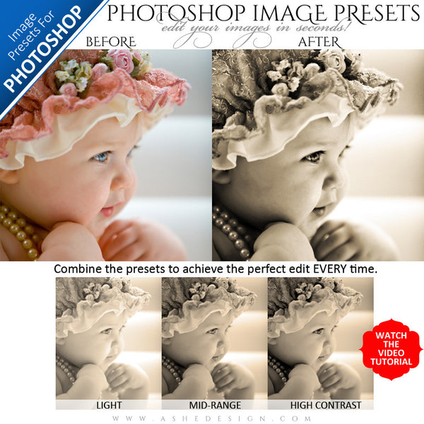 Photoshop Image Presets - Sepia example1 web display