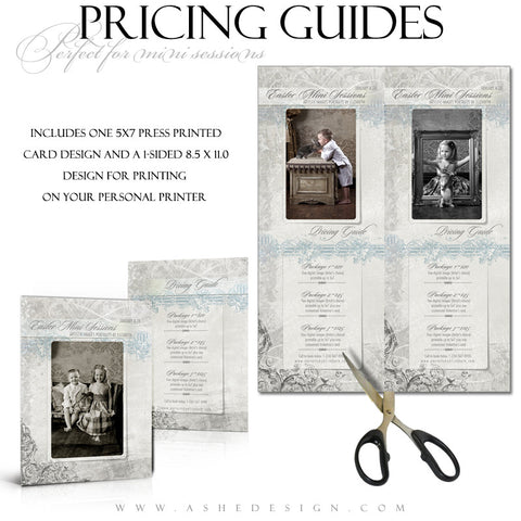 Pricing Guides - Shaded Garden - Full Set web display