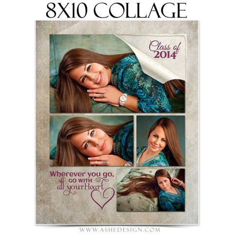 Scrolled 8x10 Collage web display