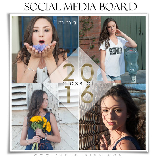 Social Media Board1 | Class Of 2016