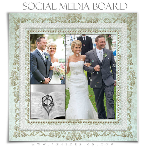 Social Media Board2 | Tiffany Damask