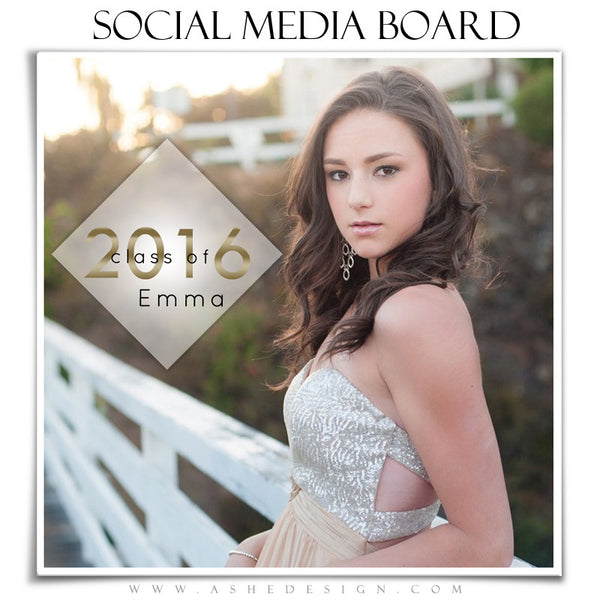 Social Media Board4 | Class Of 2016