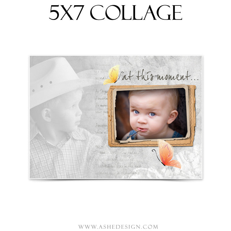 Subtle Focus - Moments4 5x7 Collage web display