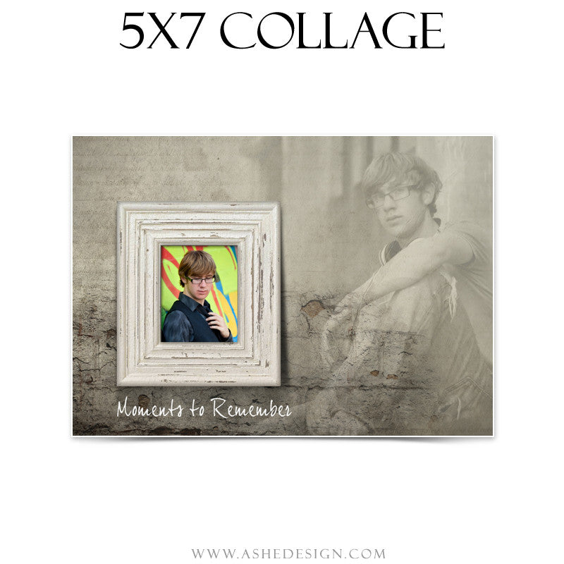 Subtle Focus - Moments5 5x7 Collage web display