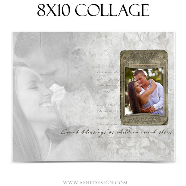 Subtle Focus - Moments Set 3 - 8x10 Collage web display