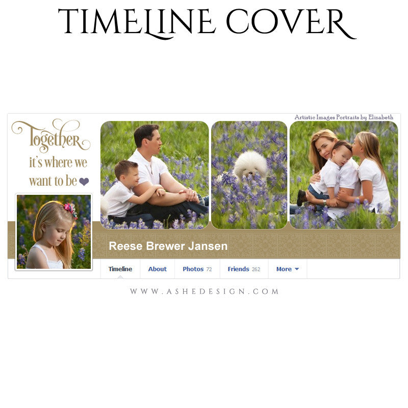 Together Timeline Cover web display