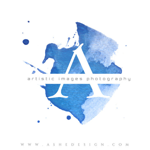 Photography Logo Design | Initial Stroke