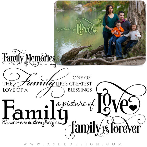 Family Time Full Set web display