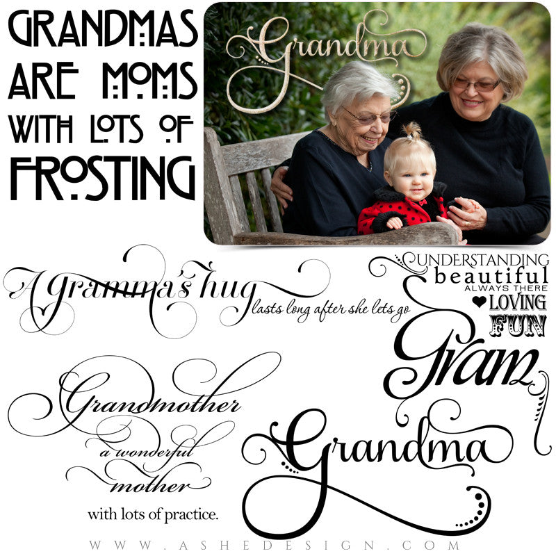 Word Art | Moms With Frosting