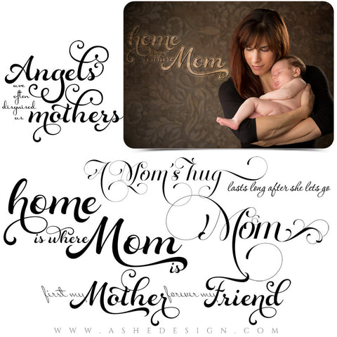 Word Art | Mother Love